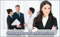 Obsługa biura i sekretariatu