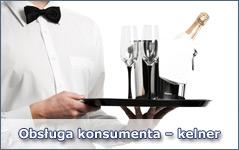 Obsługa konsumenta - Kelner