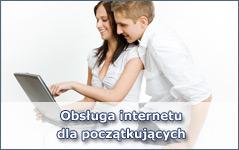 Obsługa Internetu dla poczatkujących