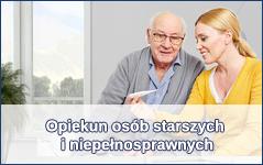 Opiekun osób starszych i niepełnosprawnych