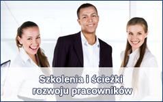 Szkolenia i ścieżki rozwoju pracowników